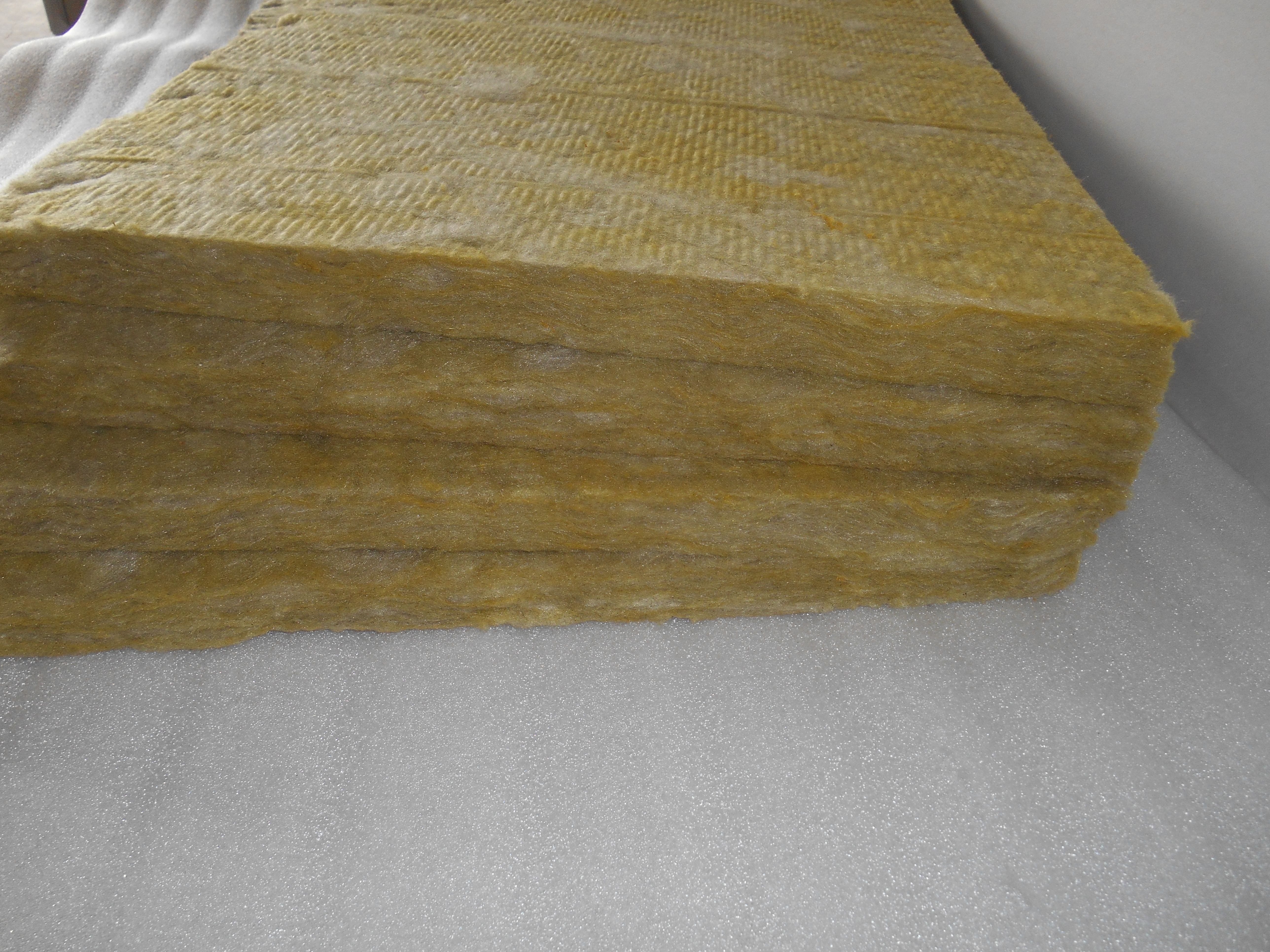 Rock wool boards izocam di trade group building for Mineral wool insulation health and safety