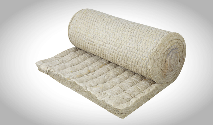 Rock wool wiremesh blankets izocam di trade group for Mineral wool blanket